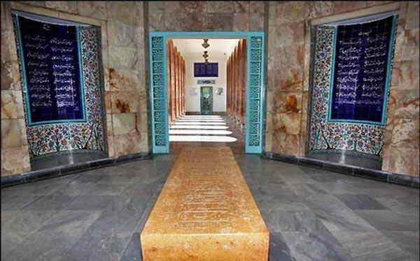 روز بزرگداشت سعدی, مقبره سعدی