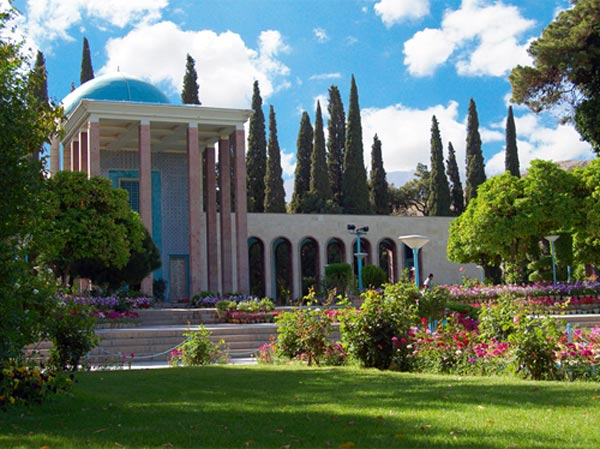 مقبره سعدی معروف به سعدیه
