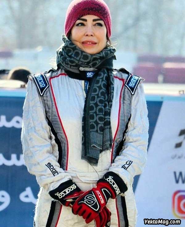 لاله صدیق قهرمان اتومبیل رانی زنان