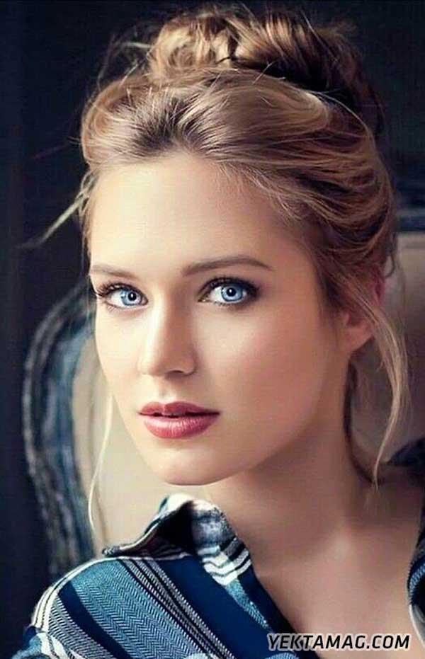 عکس دختر خوشگل و جذاب