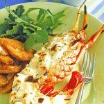 طرز تهیه خوراک لابستر یا خرچنگ چگونه است و آیا حلال است؟
