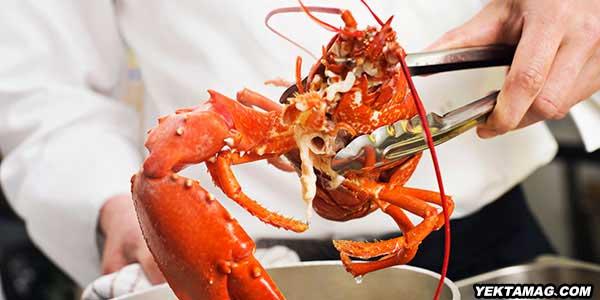 چگونه خرچنگ زنده را برای طبخ آماده کنیم؟