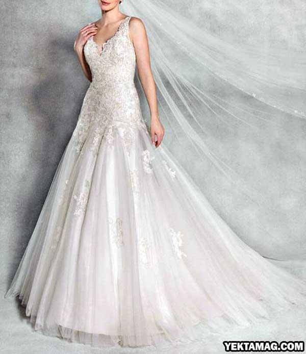 لباس مخصوص عروس های شیک